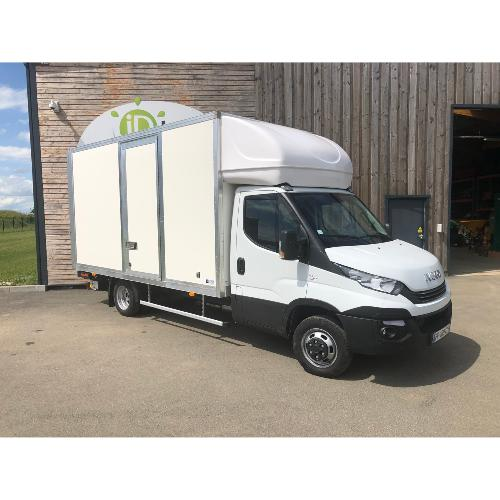 IVECO DAILY AVEC HAYON 35C21
